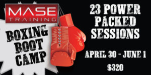 MASE Training Boxing Boot Camp